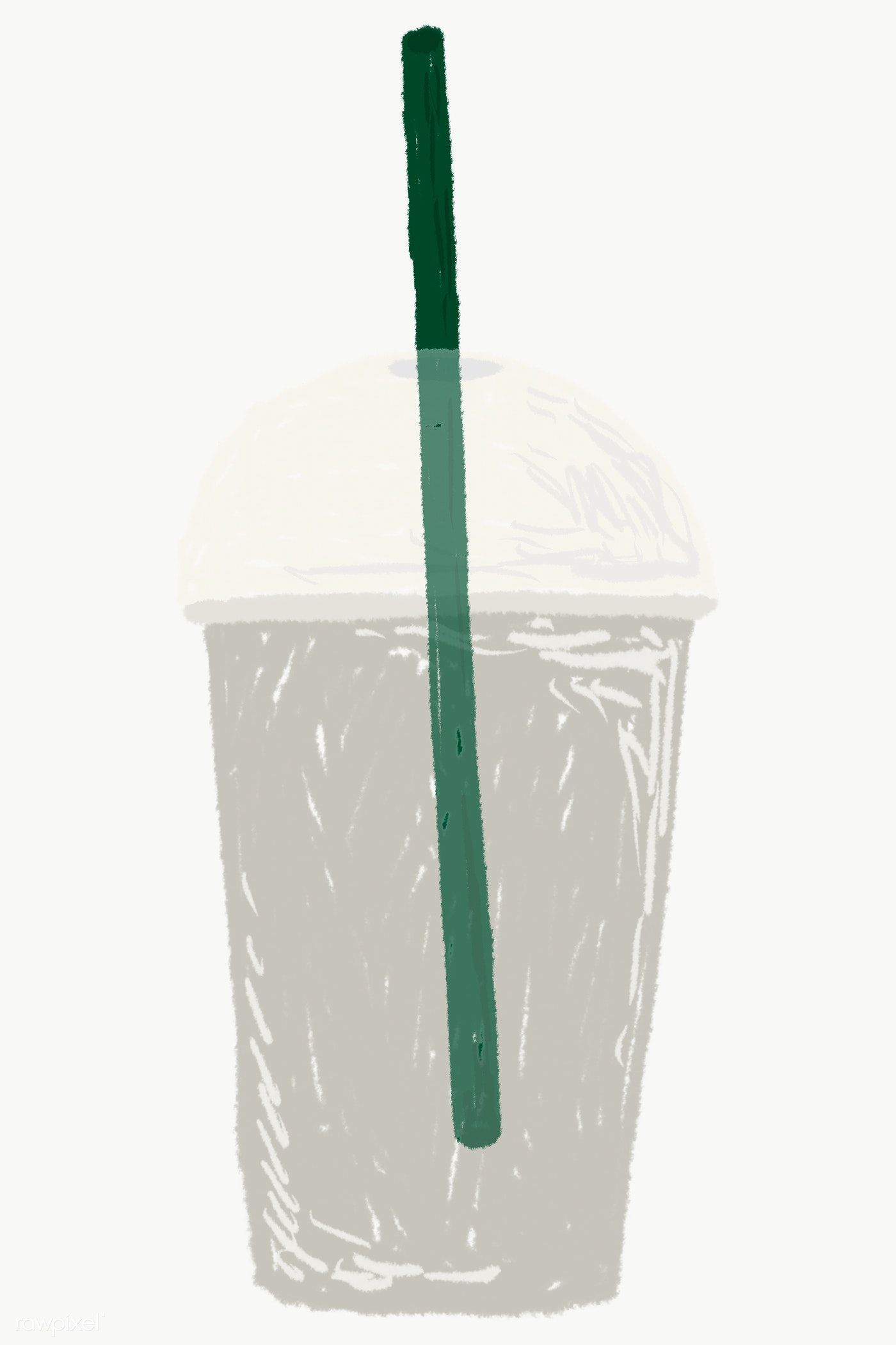 Plastic Cup With Straw Element Transparent Png Free Image By Rawpixel Com Sasi Plastic Cup With Straw Cup With Straw Plastic Cup
