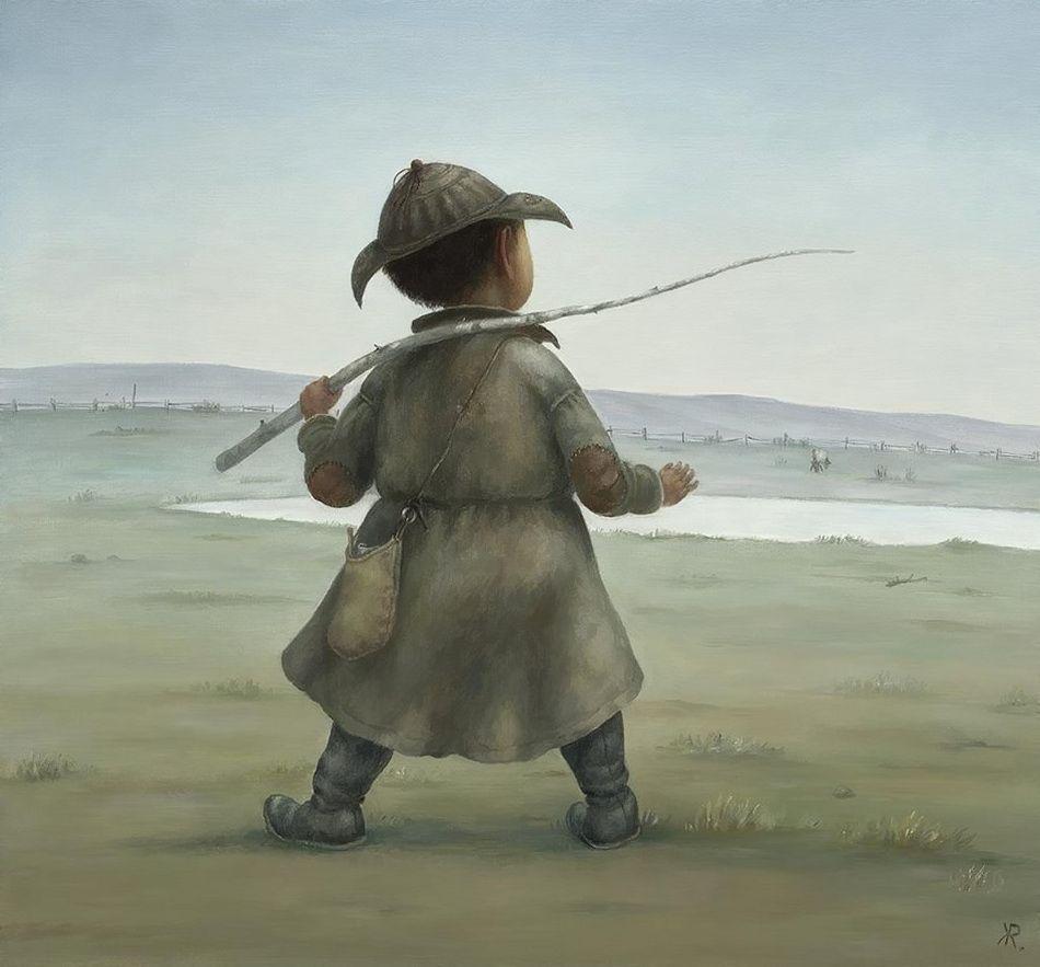 Жамсо Раднаев - Большой мир маленьких людей. Обсуждение на LiveInternet - Российский Сервис Онлайн-Дневников