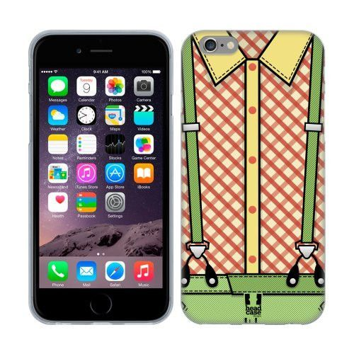 iPhone 6, 5C - The Fashionable Man's Clothing Soft Case in Assorted Colors
