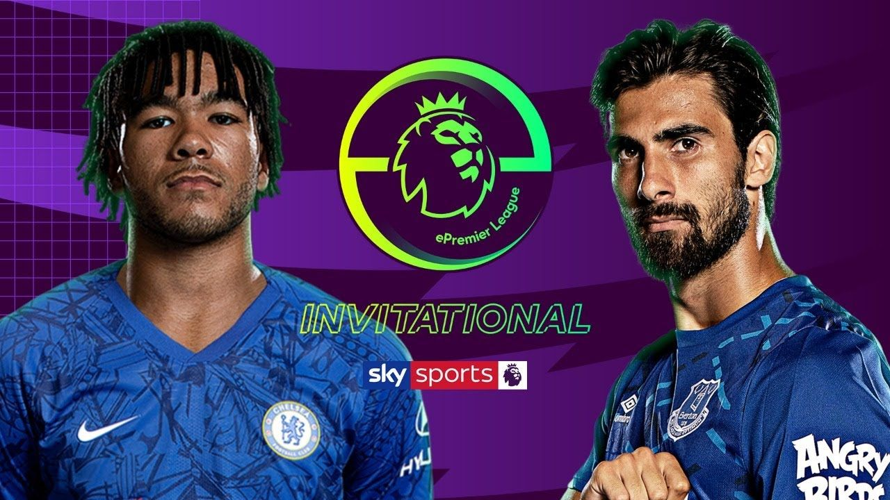 Reece James vs Andre Gomes Chelsea vs Everton EPL