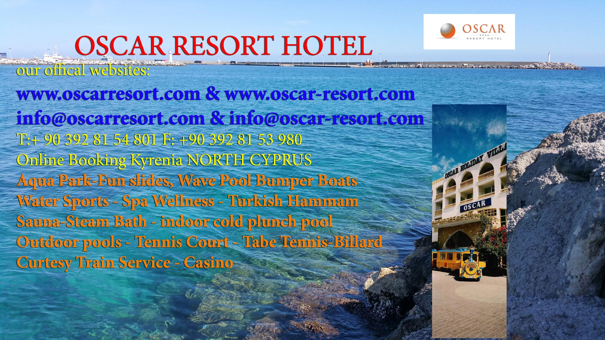 Explore Kyrenia Cyprus Oscars And More