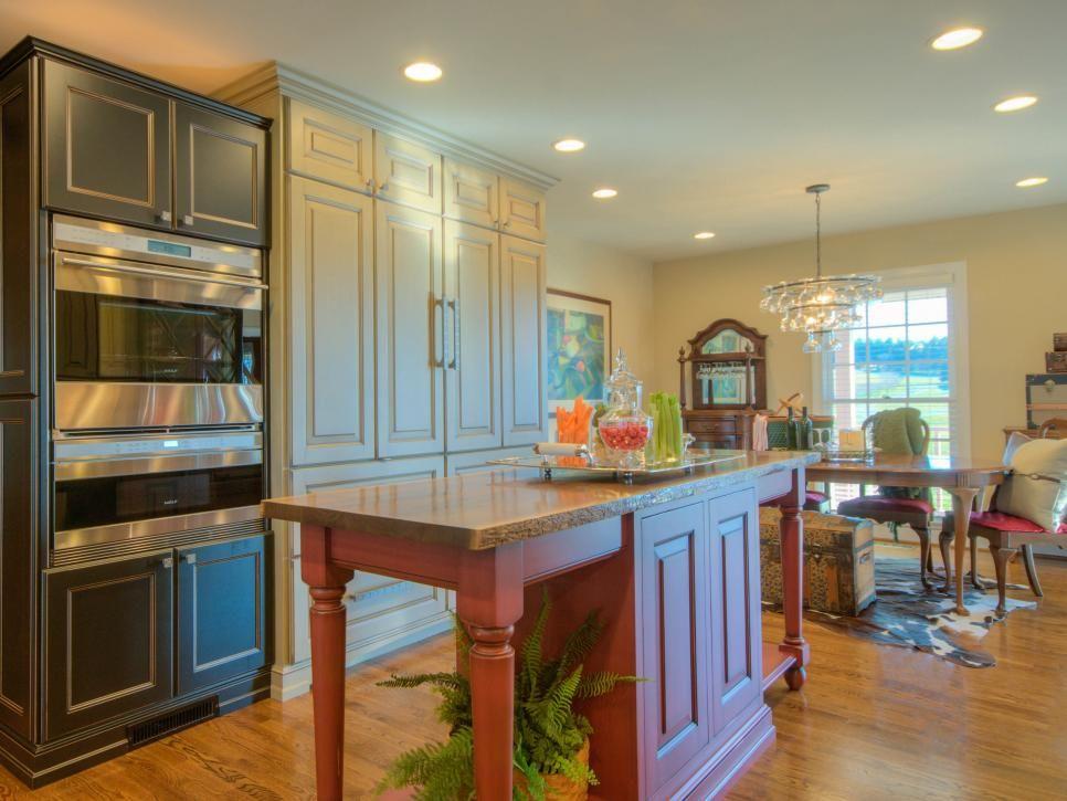 Beautiful Pictures of Kitchen Islands HGTV\u0027s Favorite Design Ideas
