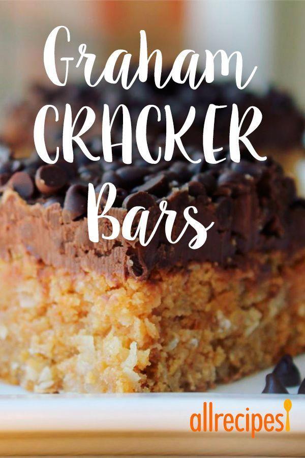 Graham Cracker Bars |
