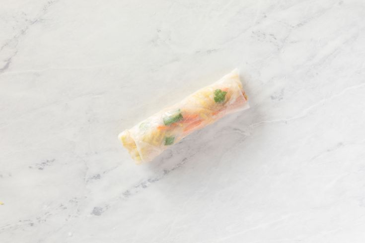 Vegan Thai-Style Spring Rolls images