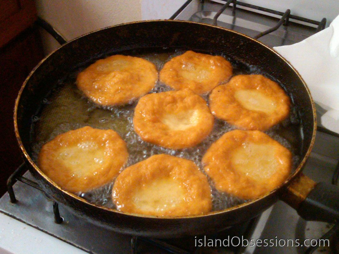 Stthomas recipe for johnny cakes