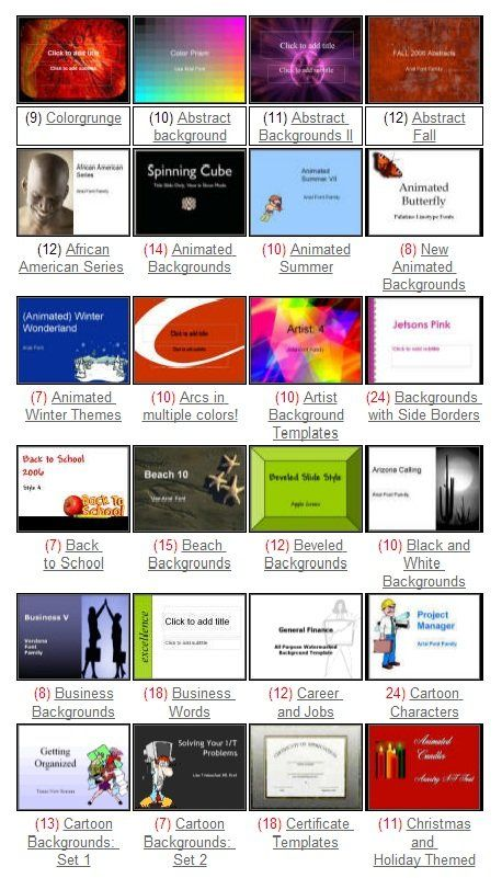 microsoft office backgrounds templates