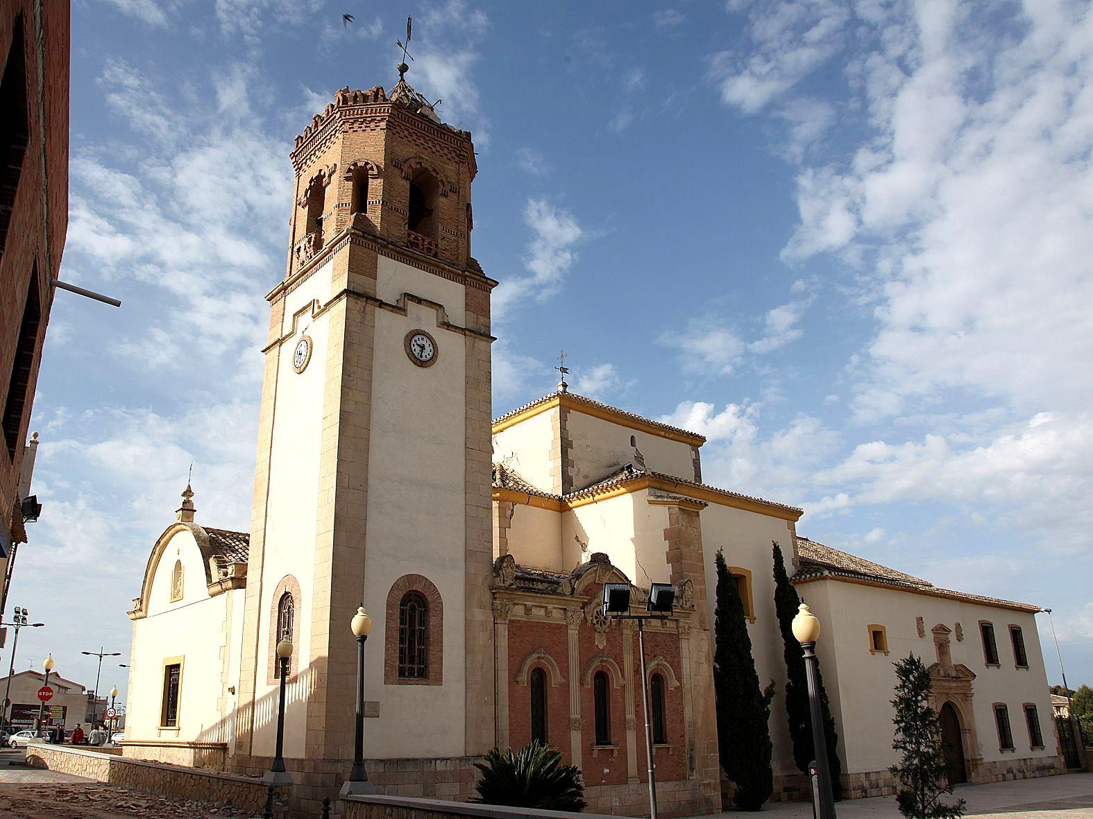 Santuario virgen de las huertas lorca murcia espa a - Lorca murcia fotos ...