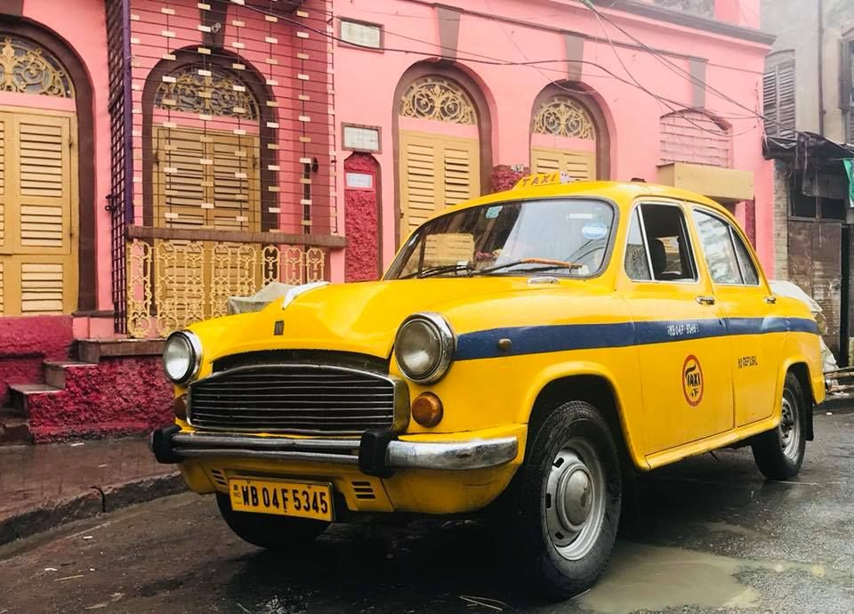 Image result for yellow taxi
