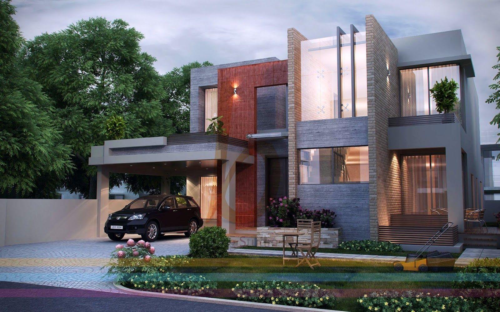 estilo de casa contemporânea