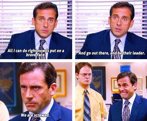 The Office The Office Show Office Humor Office Memes