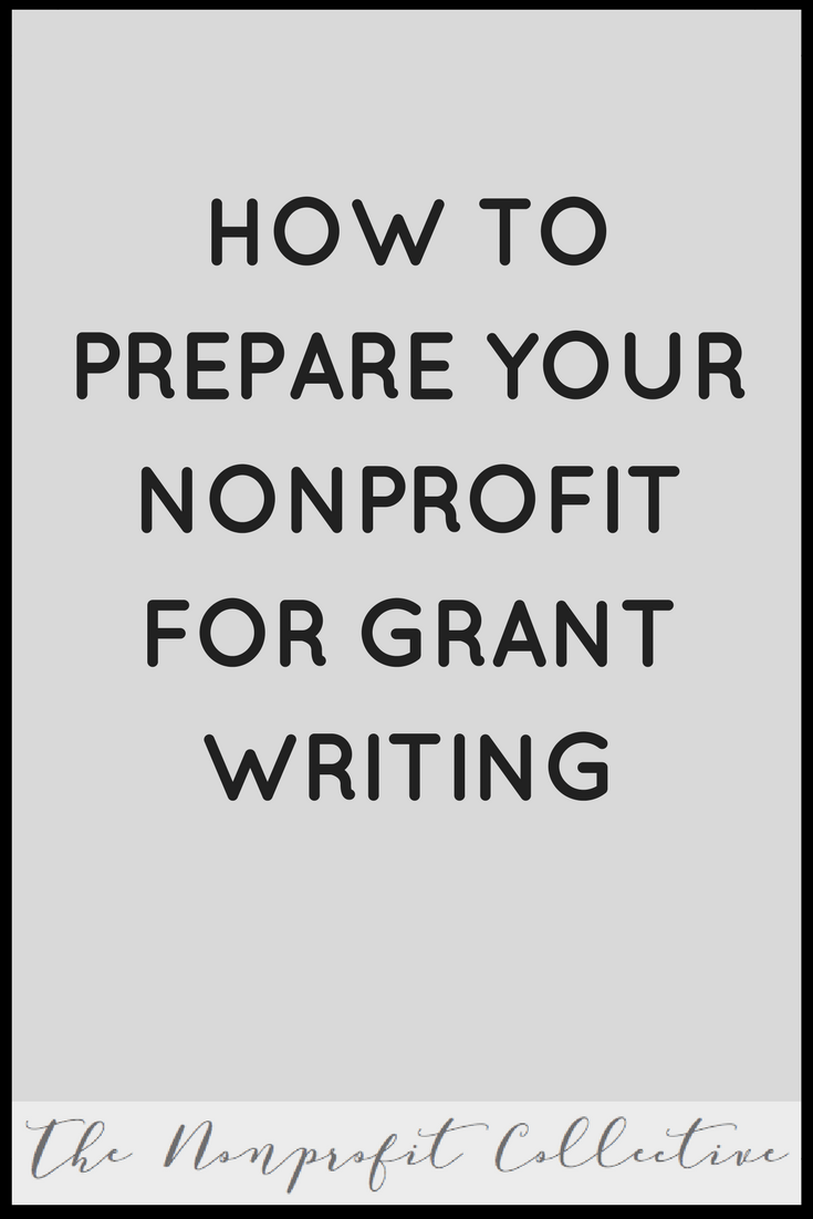 How to Get Your Nonprofit Grant Ready + Free Webinar | Grant writing ...