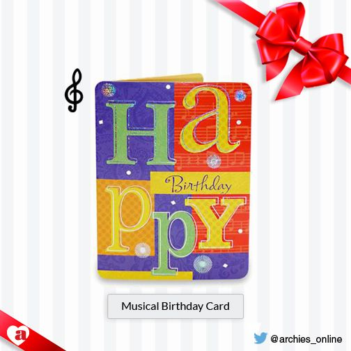 Wish your buddies with the cards that say it all buy musical birthday music bookmarktalkfo Choice Image
