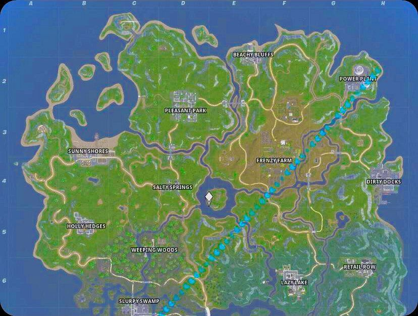 Help Me Reach 2 K By My Birthday In 8 Days Fortnite Map All
