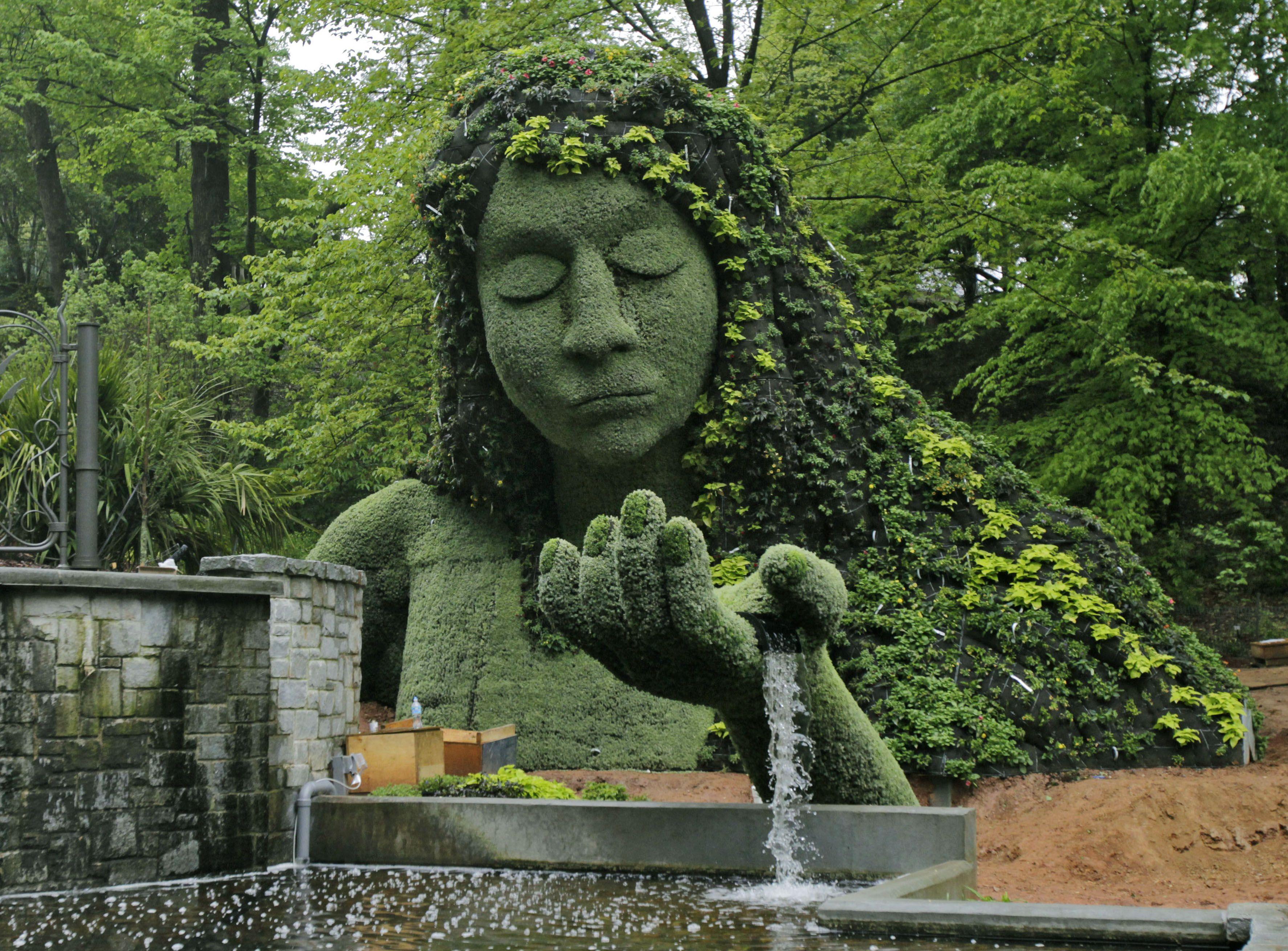 Photos Imaginary Worlds At Atlanta Botanical Garden Atlanta