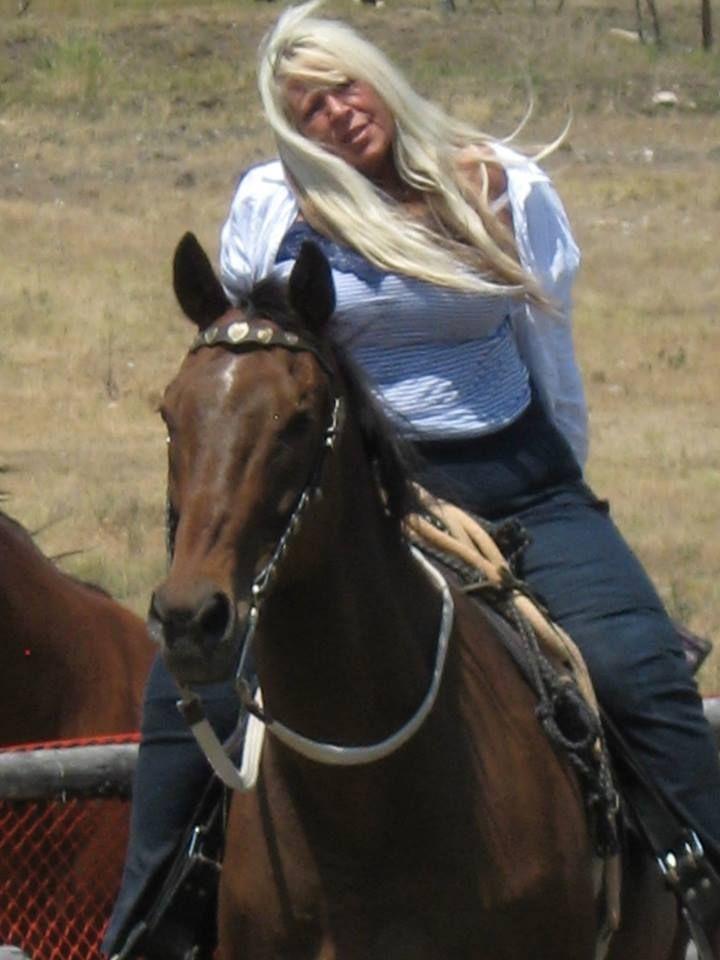 Dick horse That Catherine