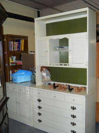 Alabaster | Furniture, Painted furniture, Home decor