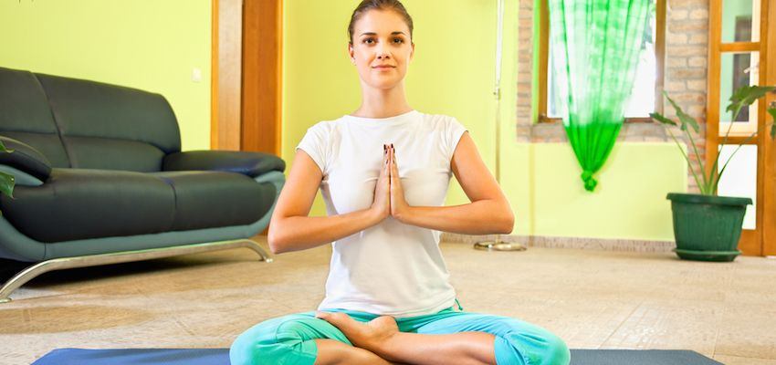 Yoga ABCs! Easy as 1,2,3! 26 Tips To Love Your Home Yoga Practice