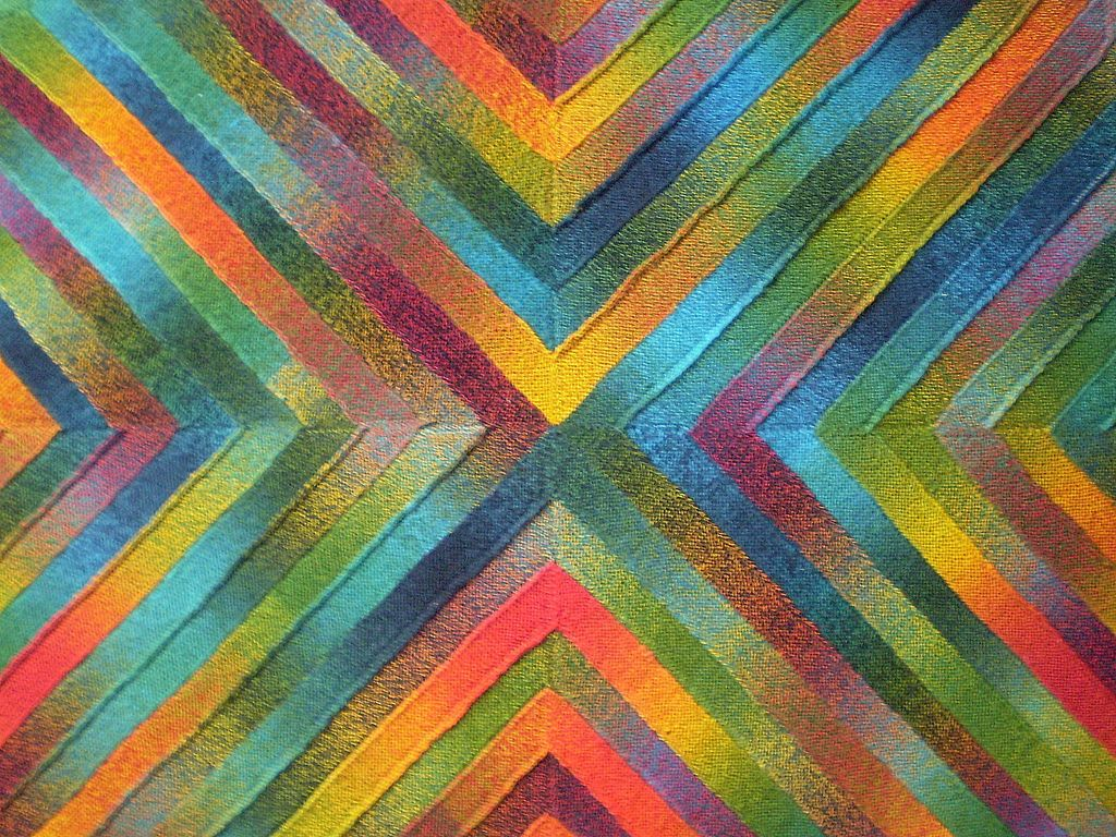 Knitting Blanket Strips : Ravelry ten stitch corner pattern by frankie brown knit