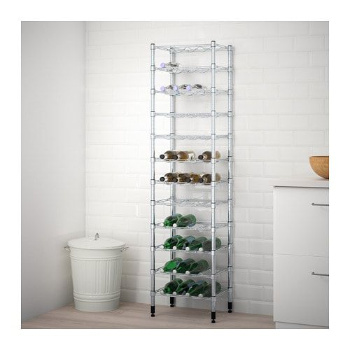 Ikea Omar Bottle Shelving Unit In 2019 Tampa House
