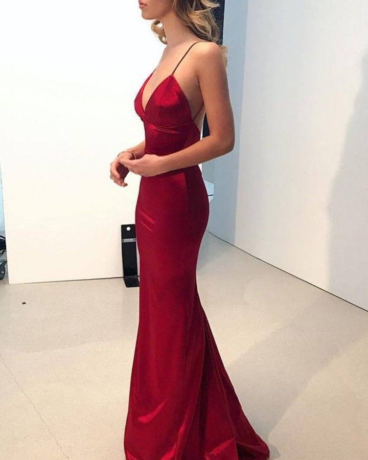 Red Formal Gown.  DM if you want the dress link.  #promdress #promdress2020 #reddress