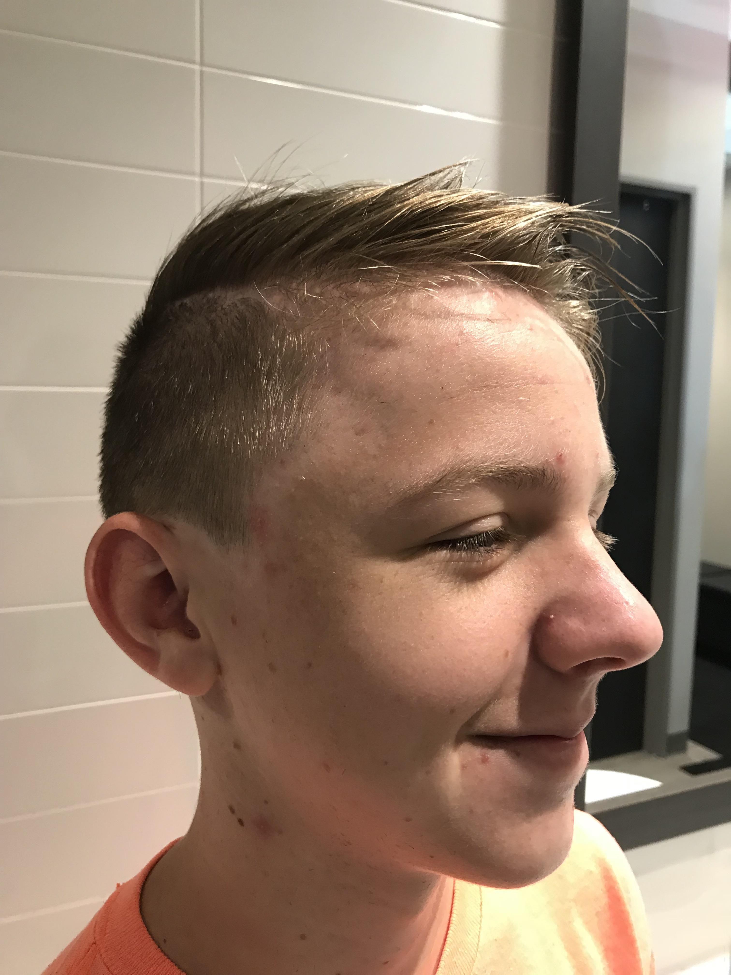 Mens Haircut 25 Boys To Men All About The School Cut Hair Cuts