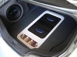 Resultado de imagem para trunk car audio