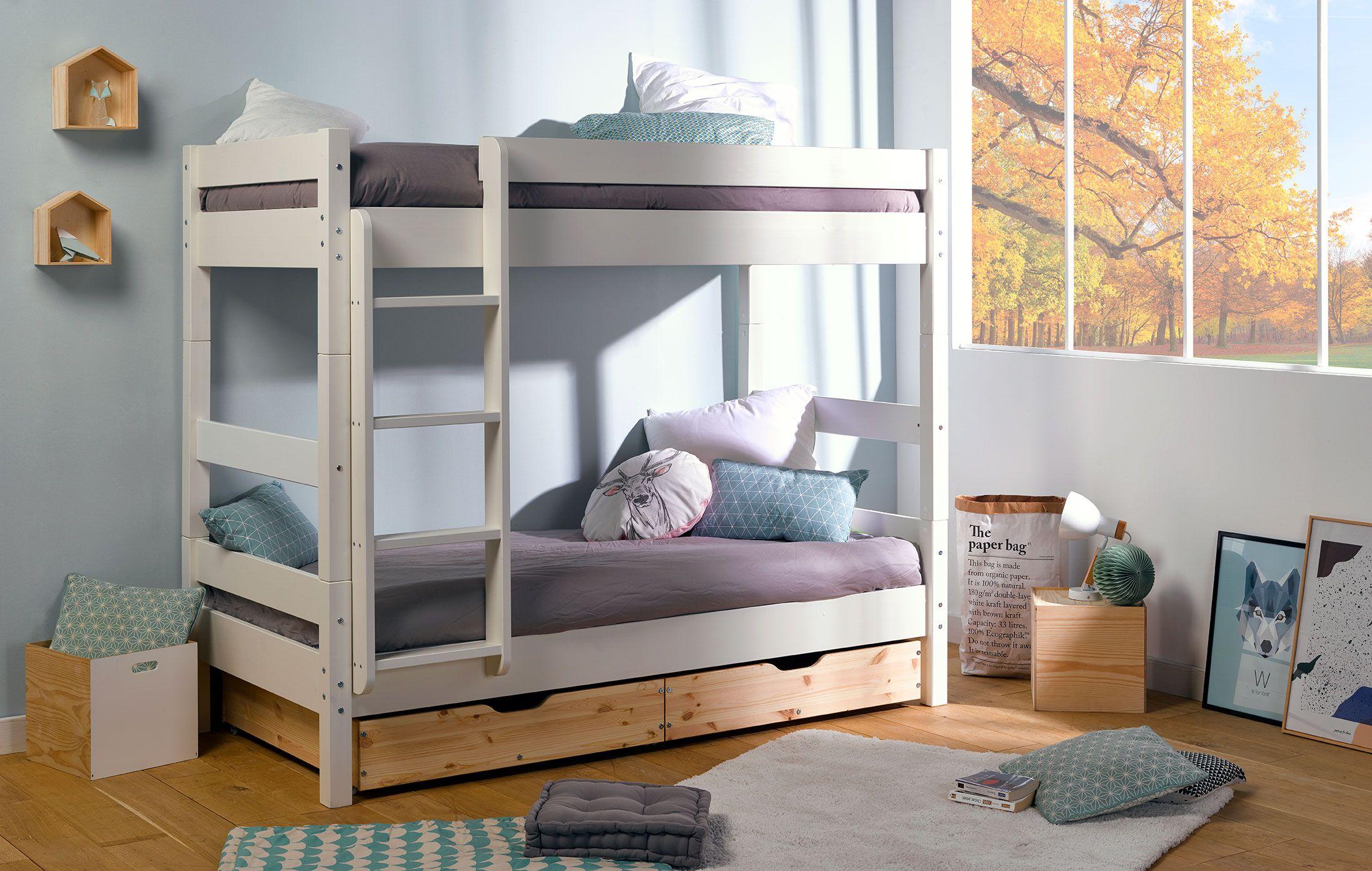 chambre d'enfant  lit cabane avec images  lit