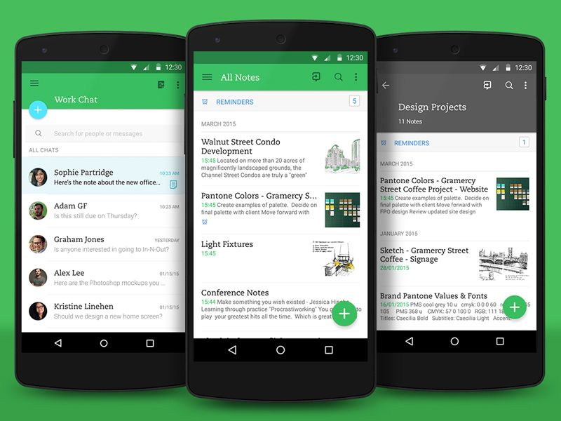 evernote material design update pinterest evernote material rh pinterest co uk Learn to Use Android Verizon Android User's Guide