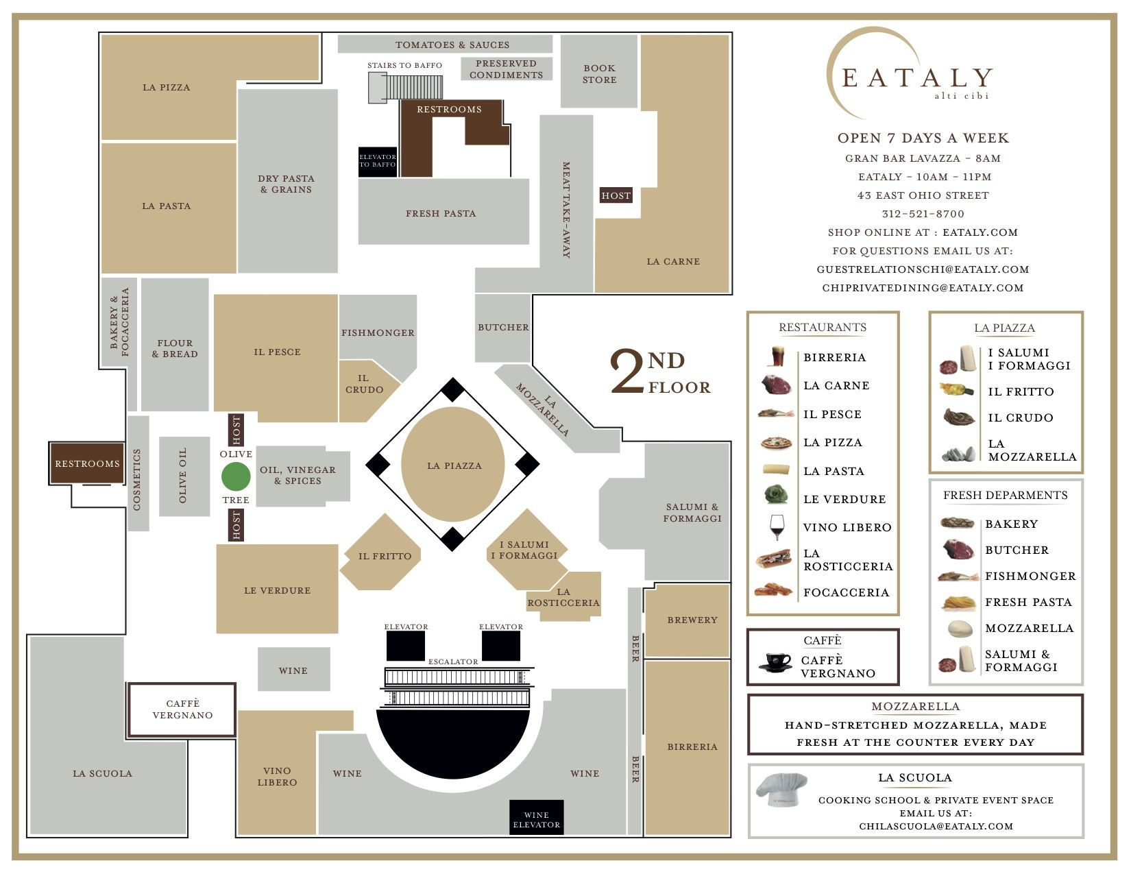 small resolution of eataly chicago a fun experience places in chicago chicago map oh the places