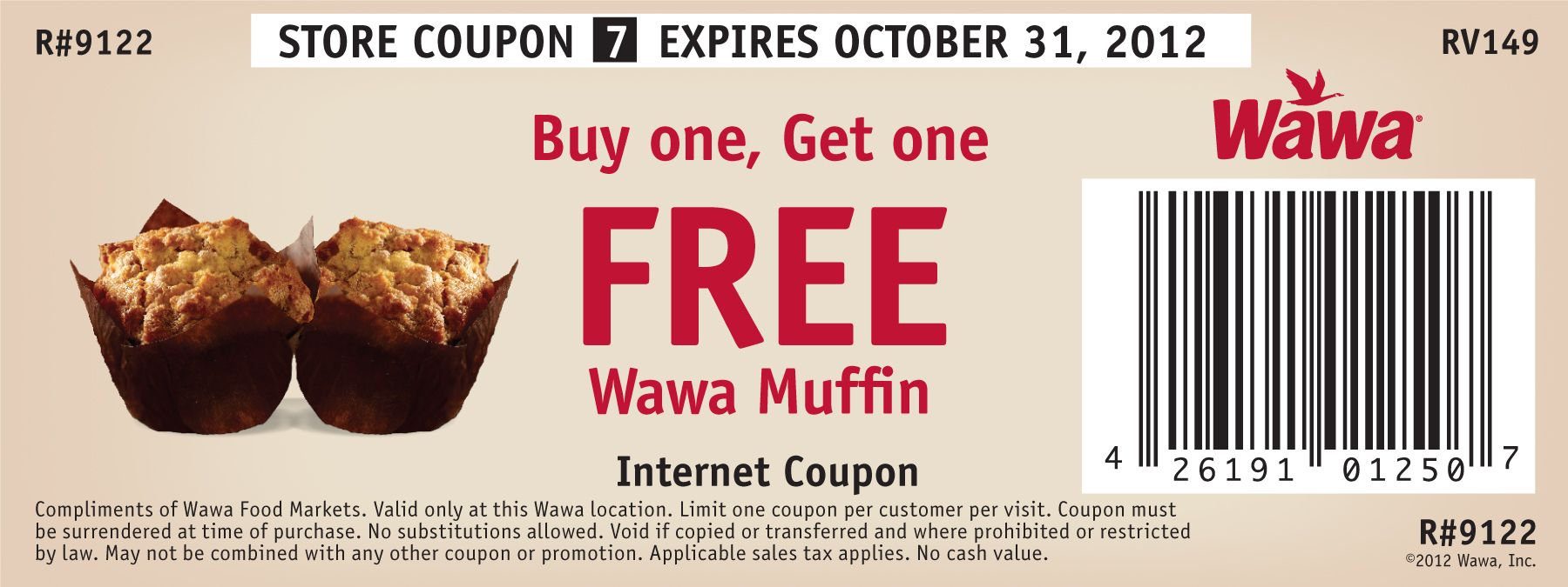 photo regarding Wawa Coupons Printable named WAWA COUPON!!!! Youngsters Higher education Lunch Muffins, Children lunch