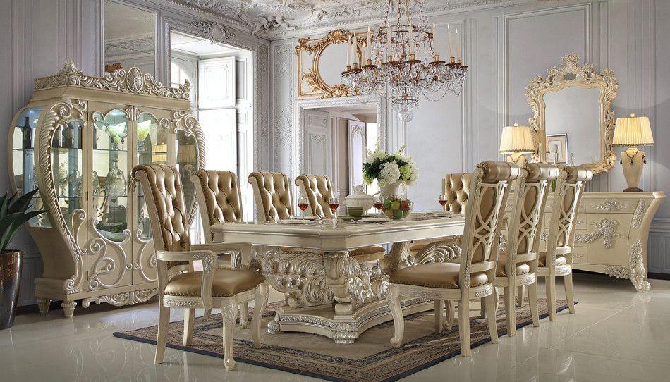 Homey Design Dining Table Hd 8012 Diningroom Outdoor Dining