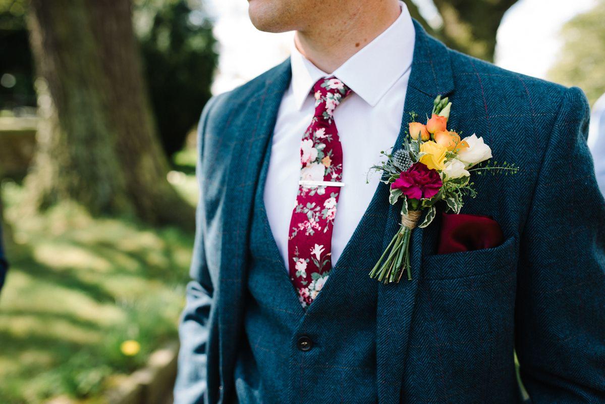 Mytieshop burgundy tie | Floral tie wedding, Wedding suits, Wedding ties