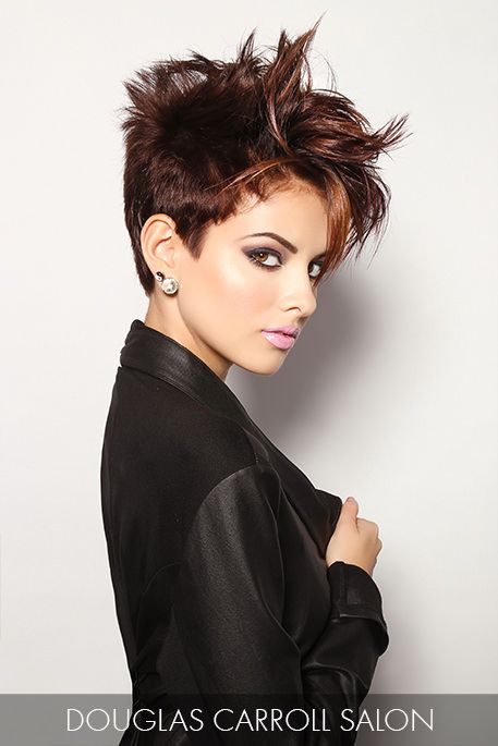 15 of the Hottest Haircuts Right Now | Hot haircuts, Mohawks and ...