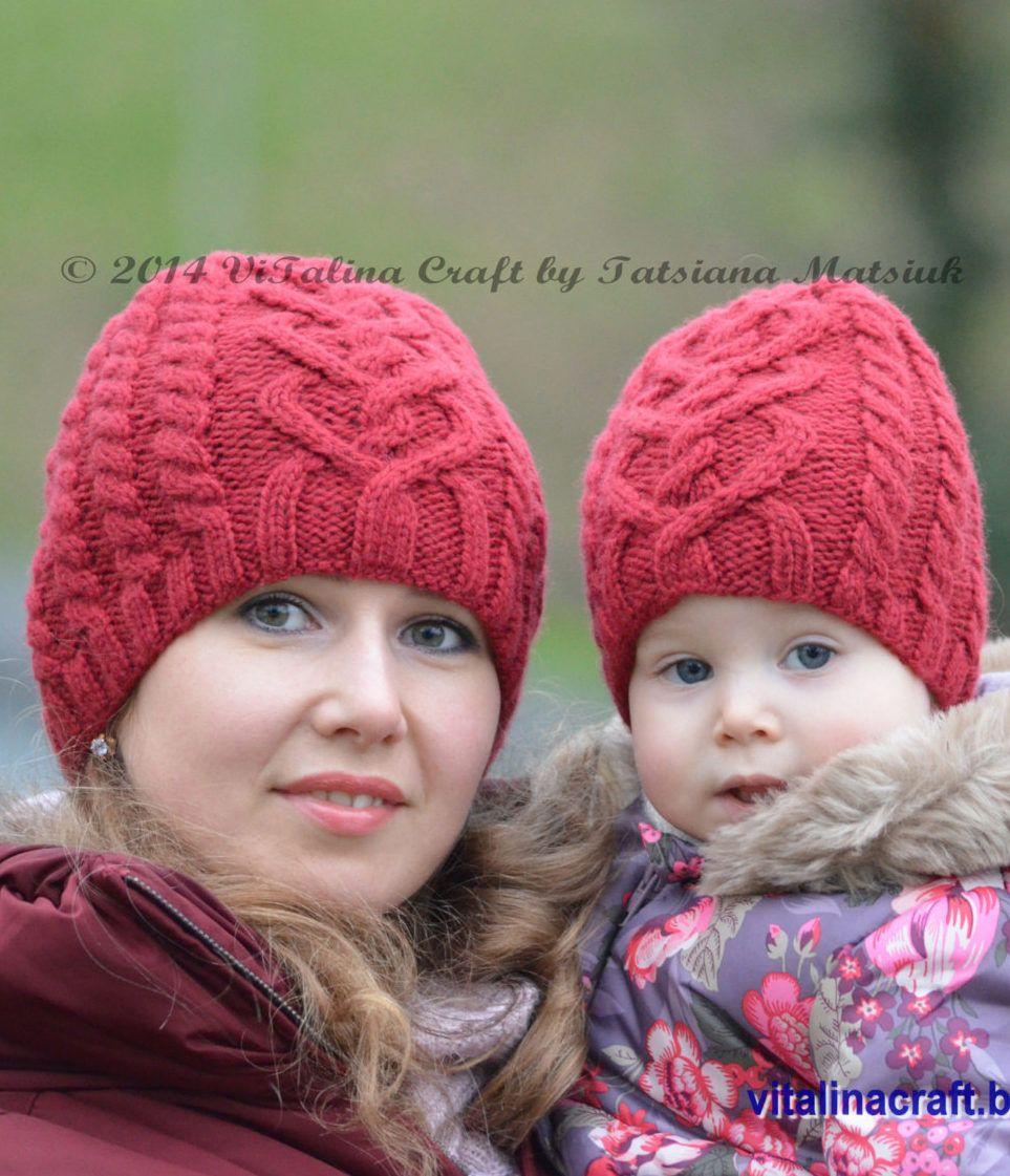 Heart Knitting Patterns | Beanie pattern, Knit patterns and Cable