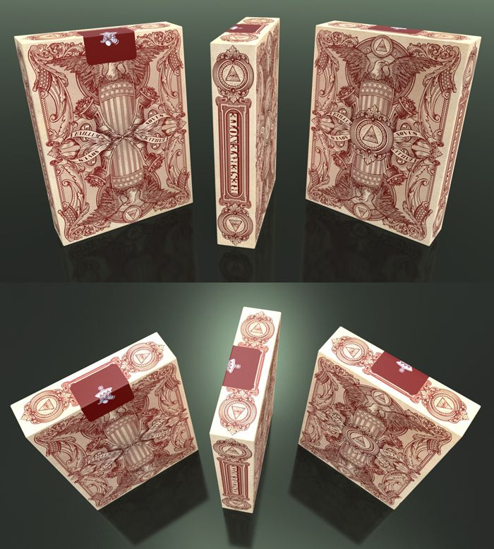 #packaging #playingcards
