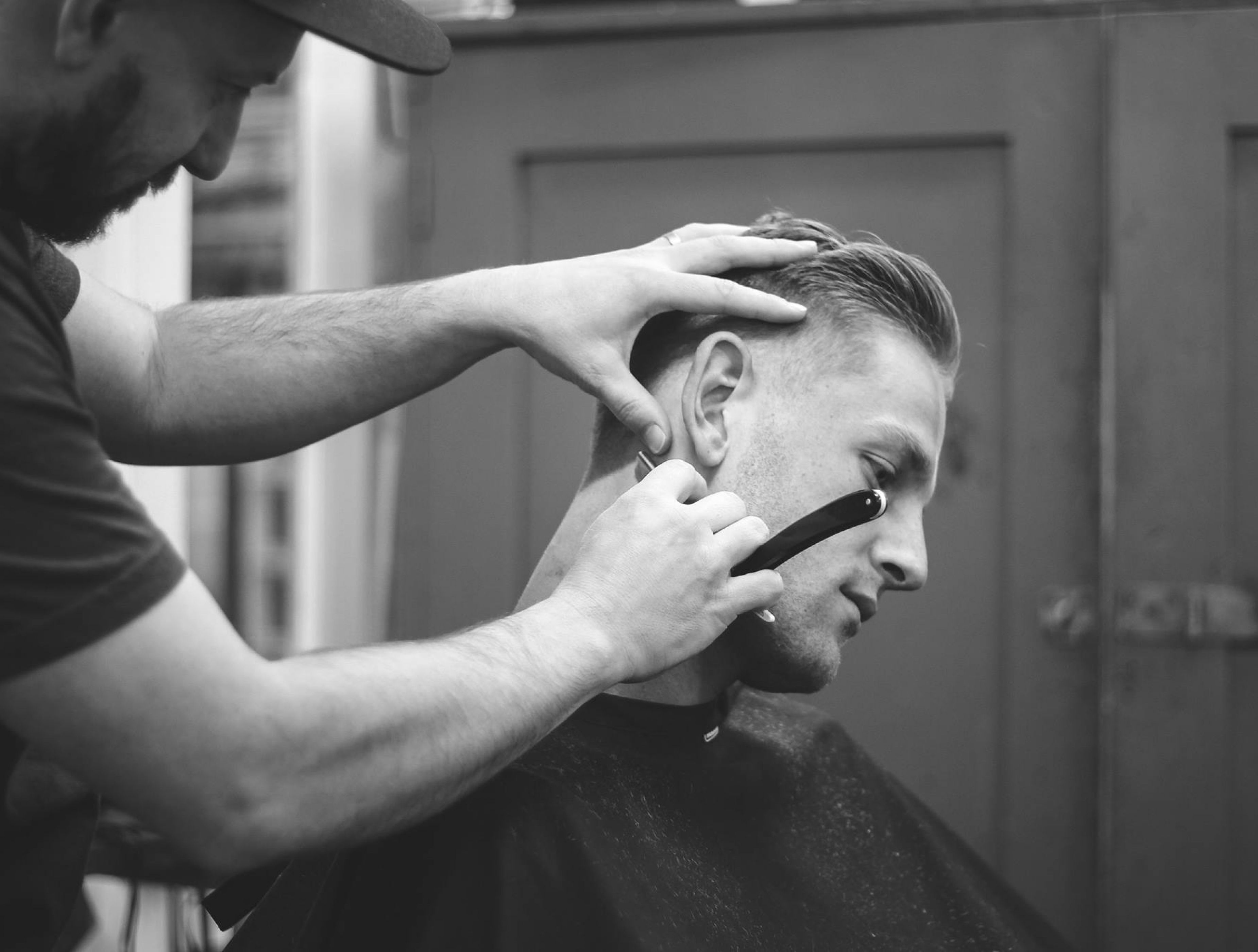 Pin On Barber Melbourne