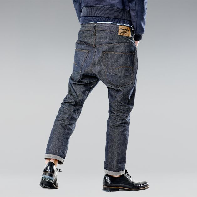 G Star RAW Us First 25 Years Straight Men Pants | Mens
