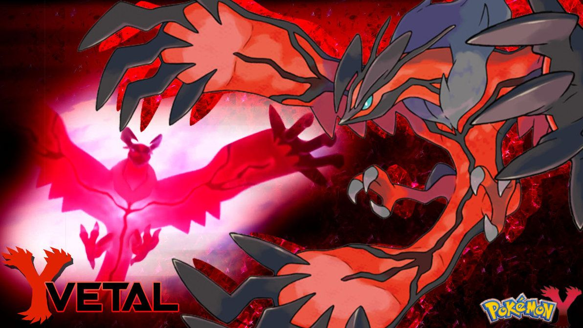 Pokemon X And Y Backrounds Pokemon X And Y Wallpaper Yveltal