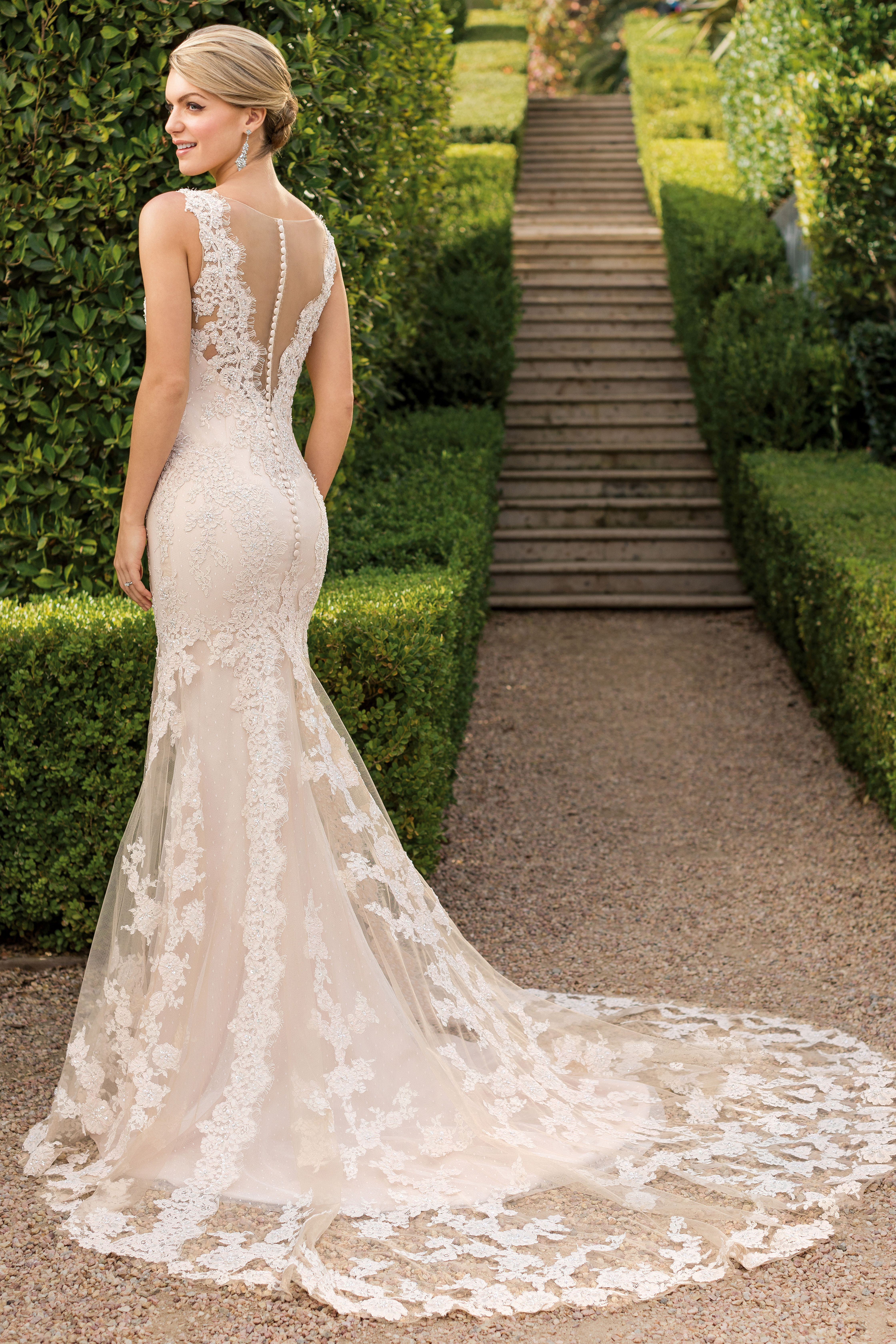 Casablanca 2343 Mockingbird Bridal Dallas Tx Bridal Gowns Bridesmaids Wedding Dresses Dallas Texas Fit And Flare Wedding Dress Casablanca Bridal Gowns Perfect Wedding Dress