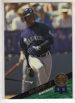 Valuable Ken Griffey Jr Cards Ken Griffey Jr 1993 Leaf