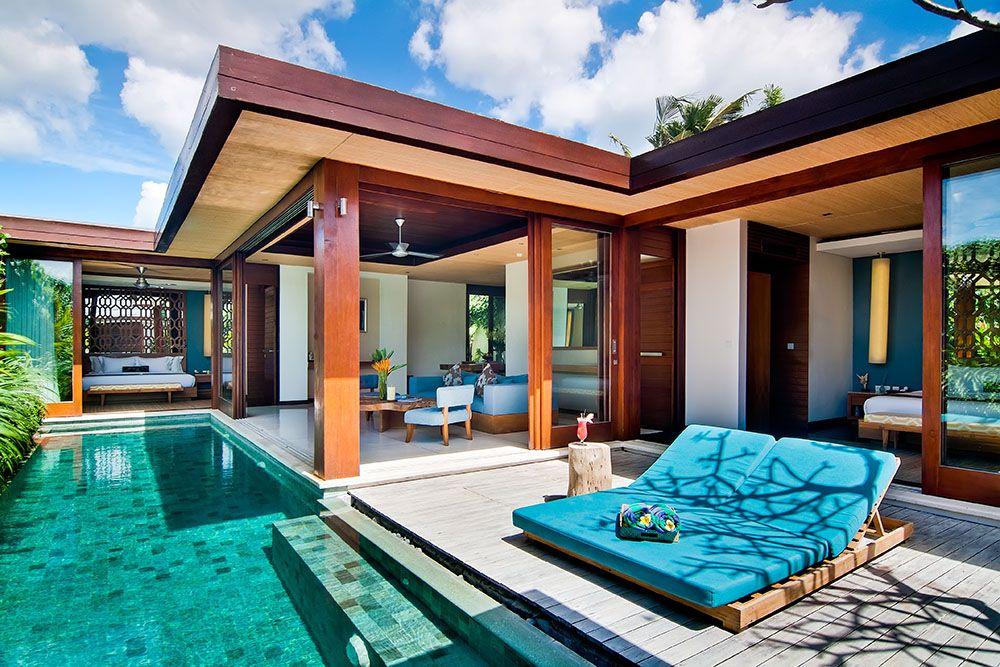 Two Bed Room Deluxe Pool Villa At Maca Villas Spa Bali Email Info Macavillas Com Villa Design Bali House Villa