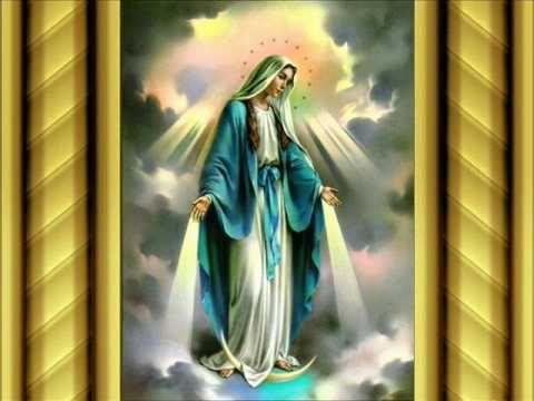 Maryjo Sliczna Pani Eleni Wiara Modlitwa