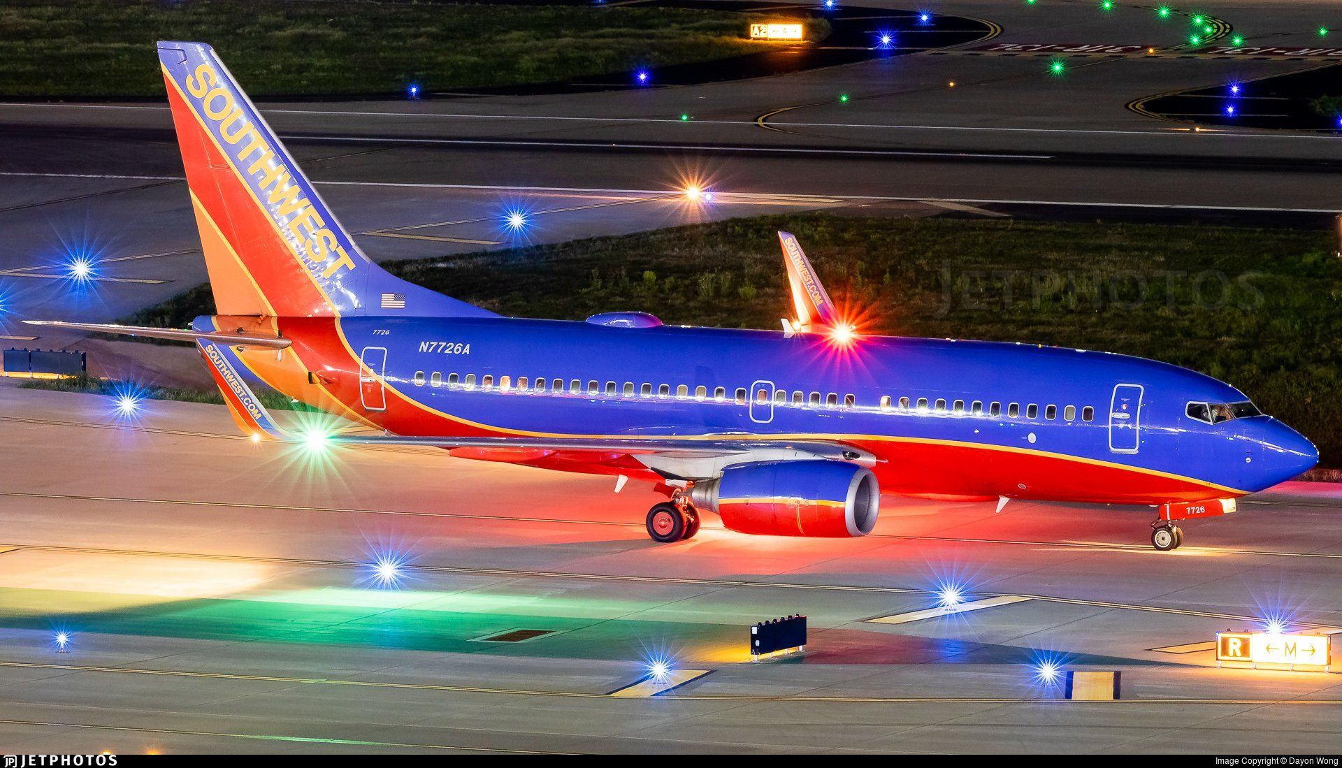 JetPhotosJetPhotos A Southwest 737 in Dallas. https
