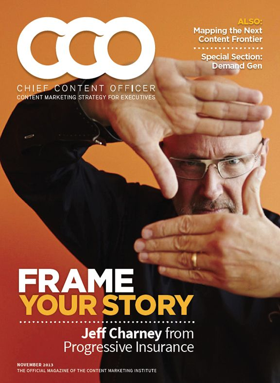Get Your Free Subscribtion to Chief Content Officer Magazine | Content Marketing Institute