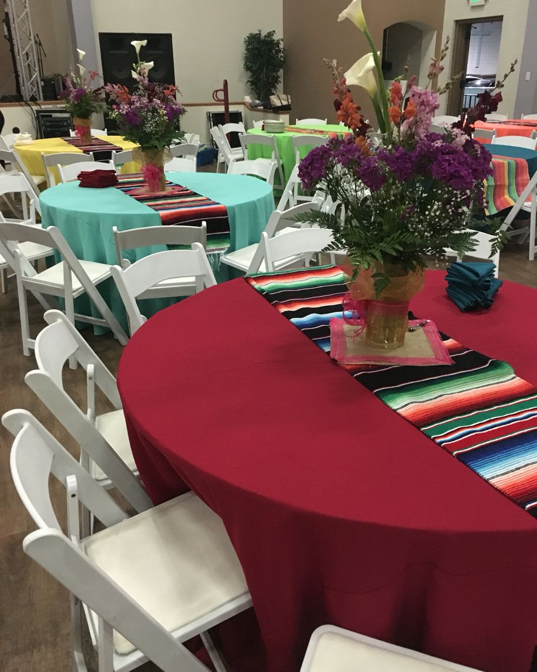 Weddings Made Easy Do You Prefer Round Tables Or Rectangular Tables
