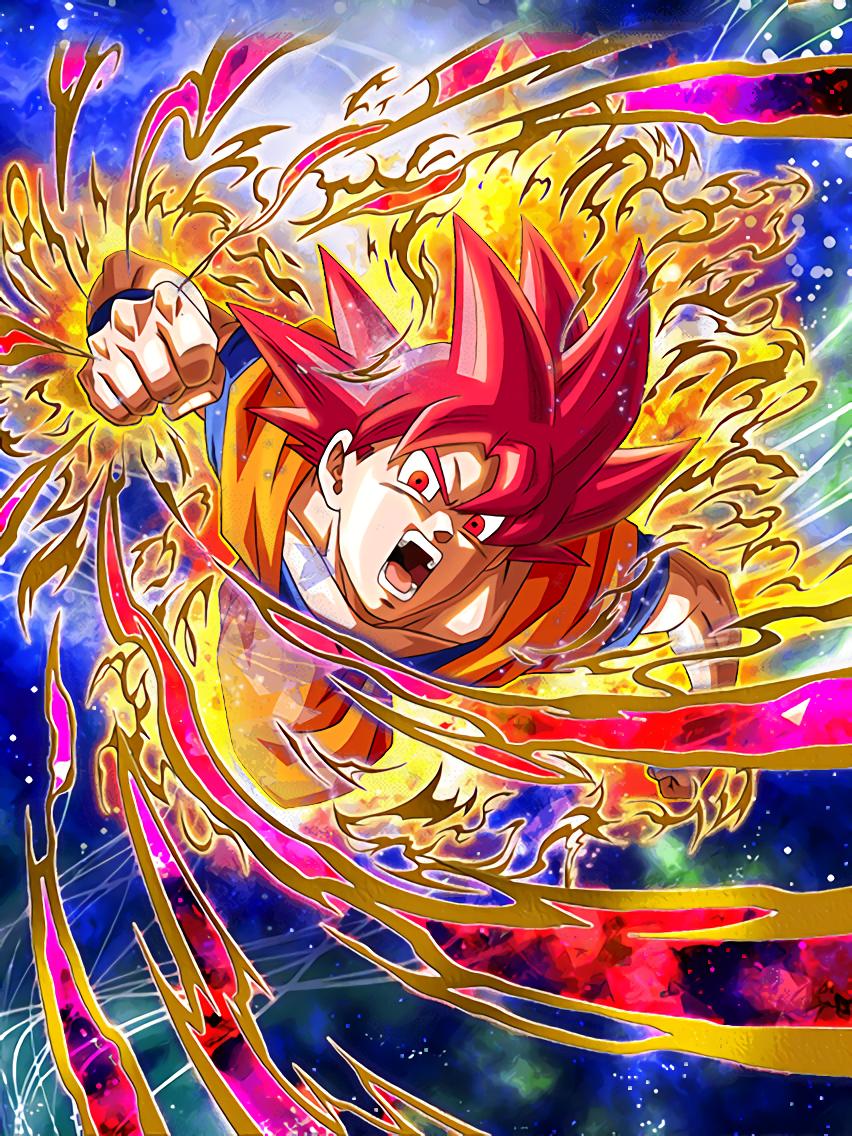 027bb4e425f03f81c4905c89fd99f132 - How To Get Super Saiyan God Goku In Dokkan Battle