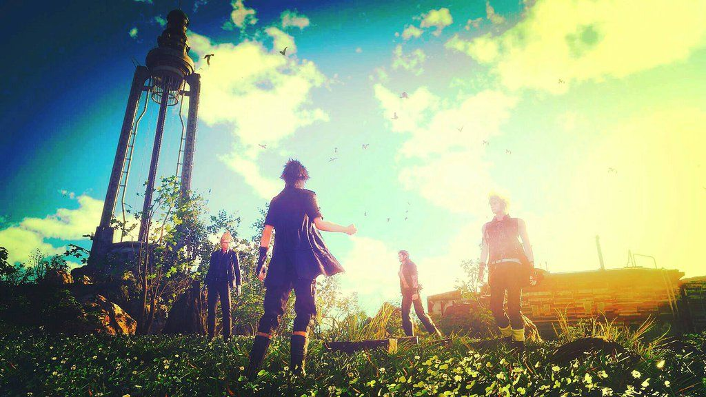 117 Final Fantasy Xv Hd Wallpapers: Final Fantasy XV HD Wallpapers Backgrounds Wallpaper 1920