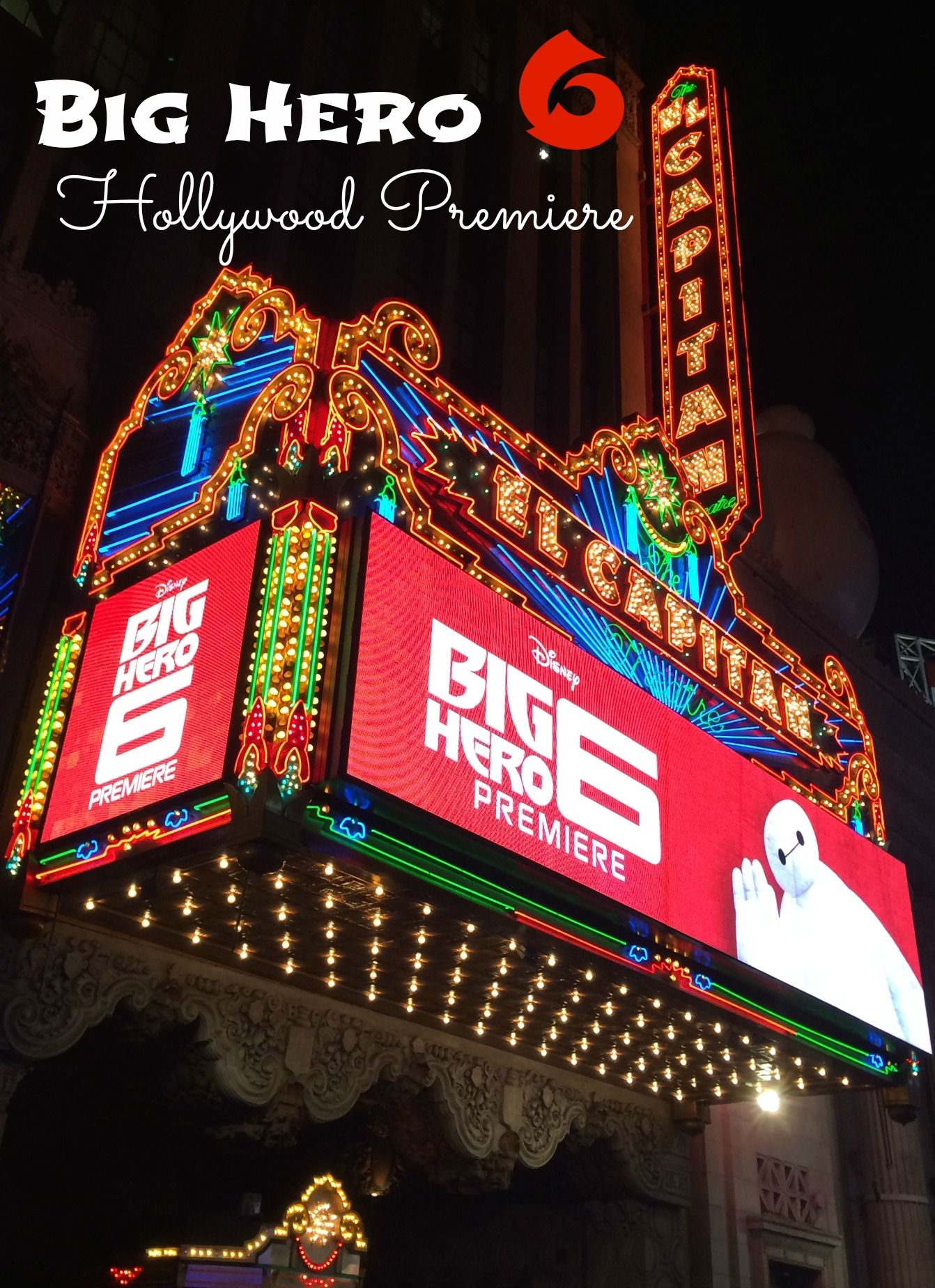 Pictures from the red carpet at the Hollywood Premiere of Big Hero 6 Movie. #BigHero6Event