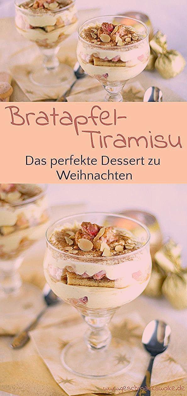 Photo of Bratapfel-Tiramisu – Das perfekte Dessert zu Weihnachten ⋆ Geschmackswolke