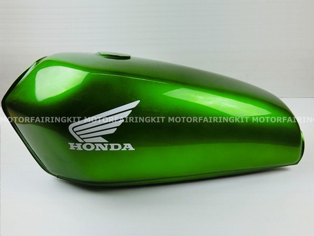 cafe race cg 125 / cb125 fuel tank in outstanding quality, perfect
